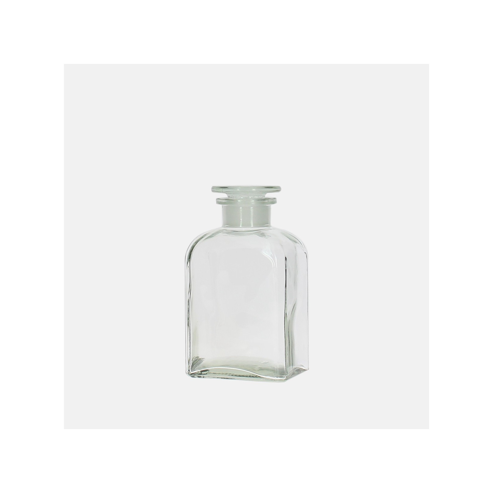 Flacon rectangle 0.5 L