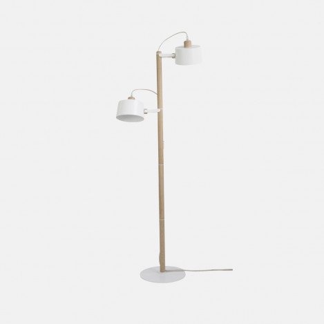 Grande double lampe By Simone