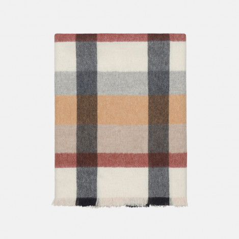 Plaid Intersection rouille