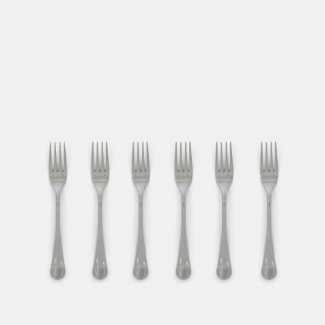 Set 6 fourchettes de table Trattoria