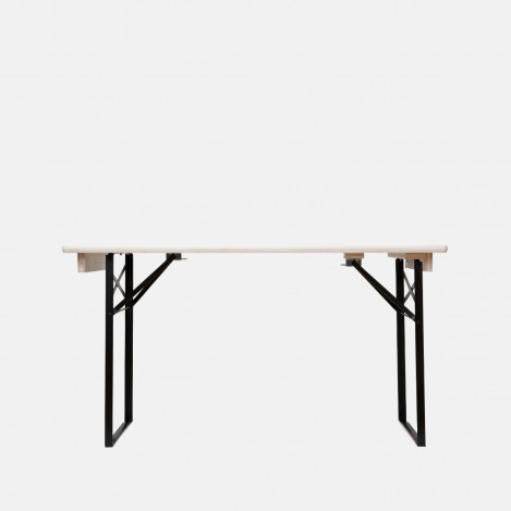 Table Berlin blanc