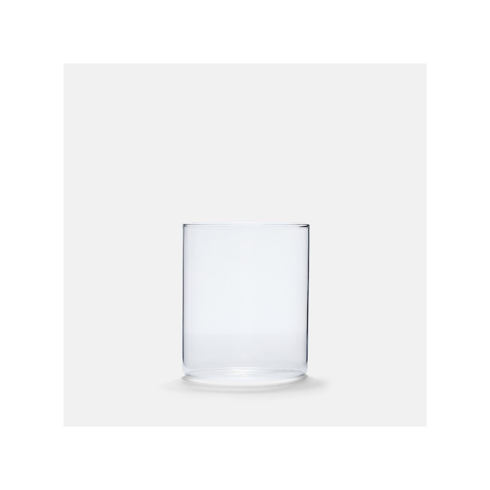 Verre grand Lime Line